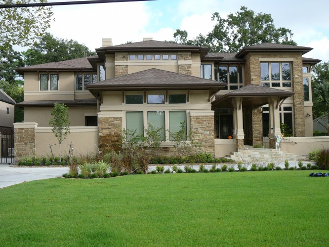 Bellaire Showcase Custom Built Home by Watermark Builders Serving Houston Texas