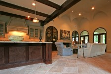 Bellaire Showcase Home 2007 Bellaire Texas home by Watermark Builders Great room 3