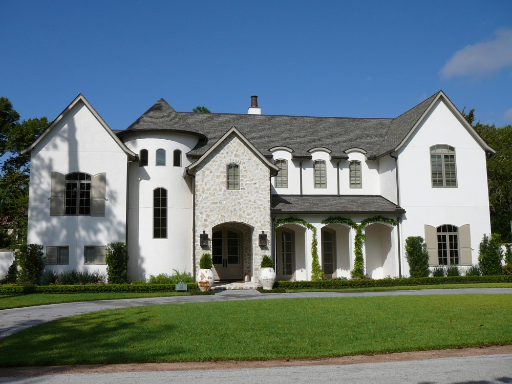 Custom built homes by award-winning Watermark Builders serving Houston Texas