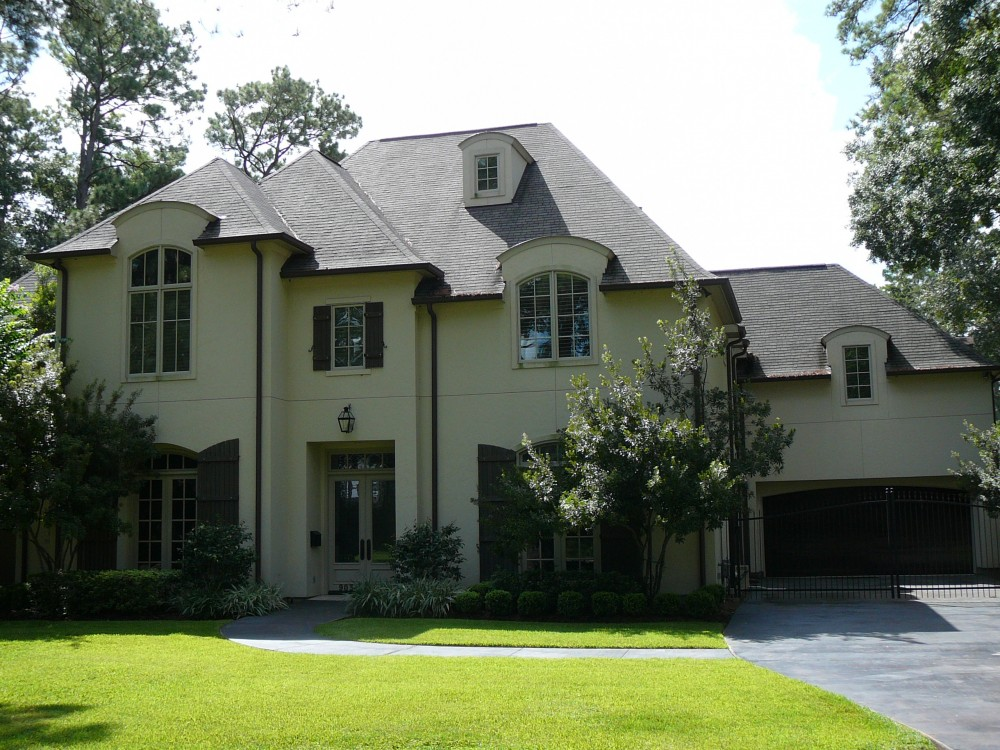 Custom built homes by award winning watermark builders for Custom built house