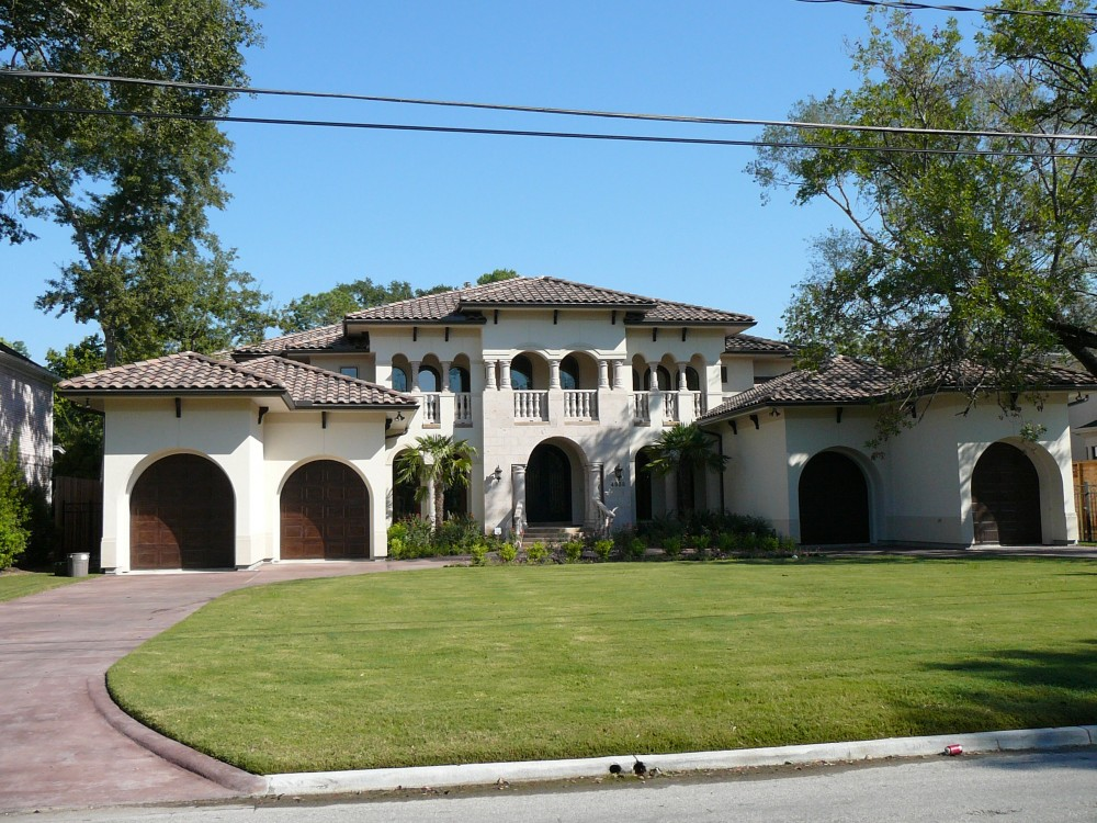 Custom built luxury home by award-winning Watermark Builders founded by Gary Lee serving greater Houston Texas